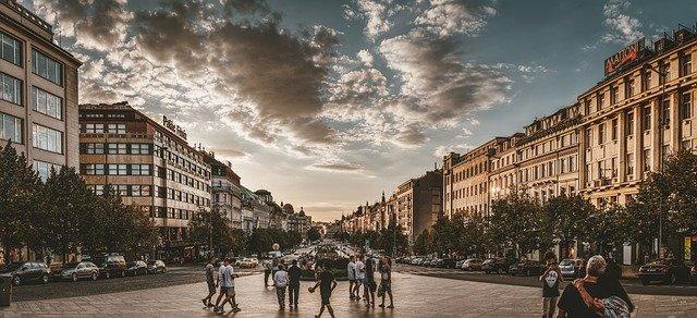 Ovzduší v Praze