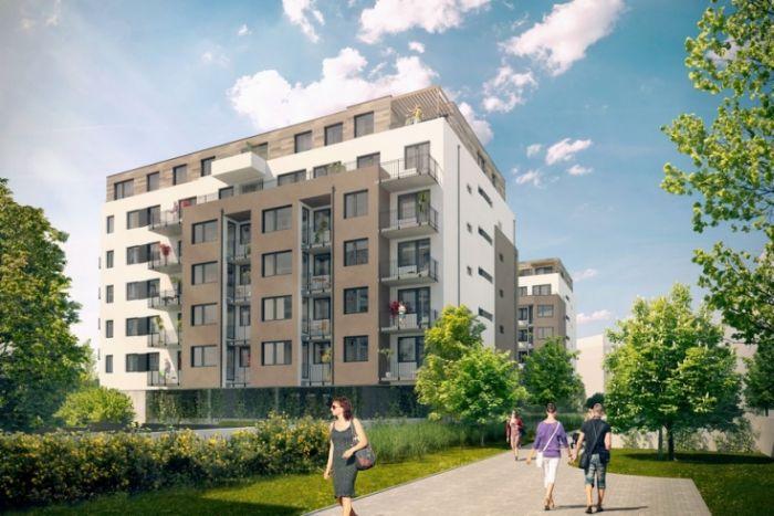 Projekt Prosek Park – XII. etapa